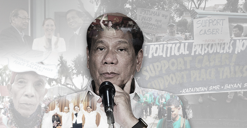 Peace groups dismayed as SONA fails to raise peace issues
