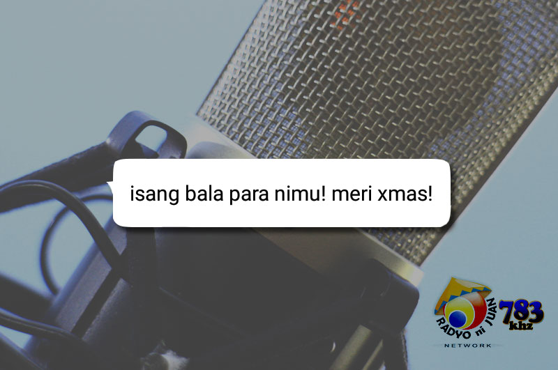 Radyo ni Juan broadcaster receives death threat