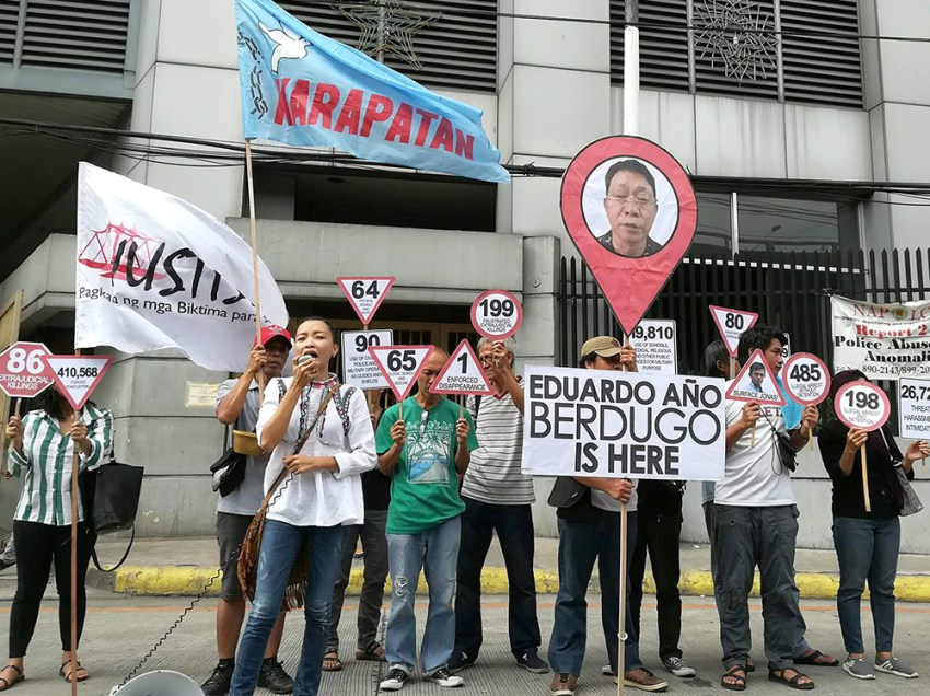 Karapatan fears Año might use DILG vs activists