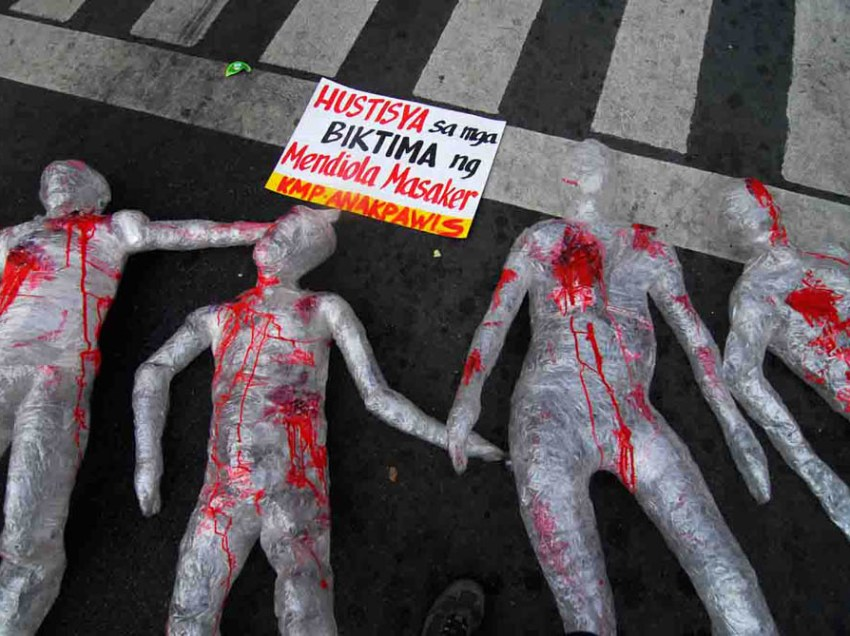 Decades after Mendiola massacre, attacks on peasants continue