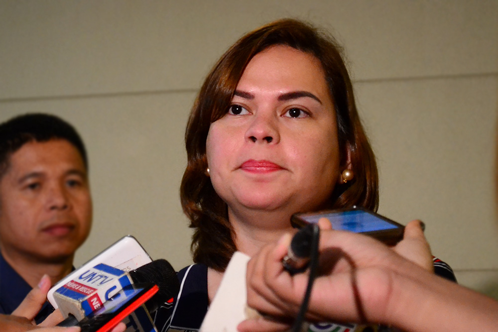 Mayor Sara willing to appear before Senate