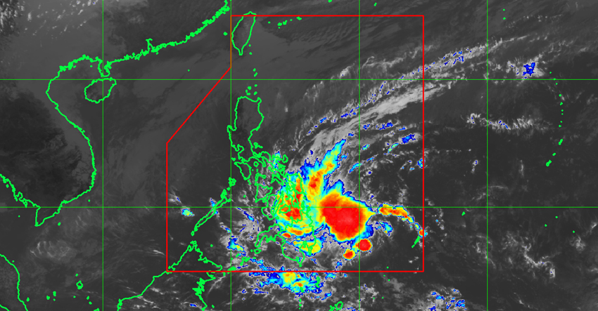 Davao expecting heavy floods due to Basyang