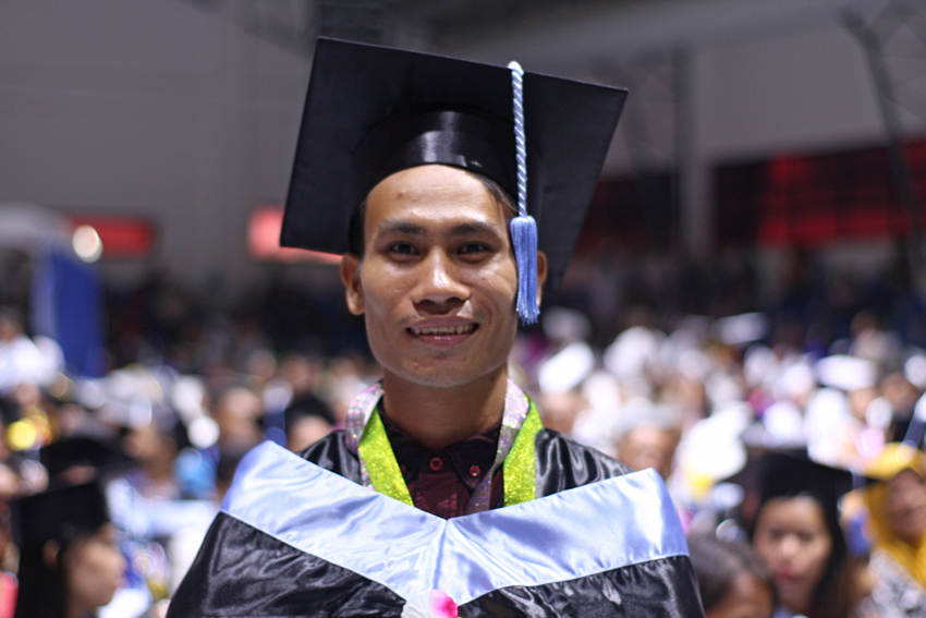 IP college grads next mission: Serve Lumad schools
