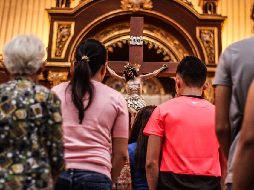 Security measures up for Lenten season in Davao