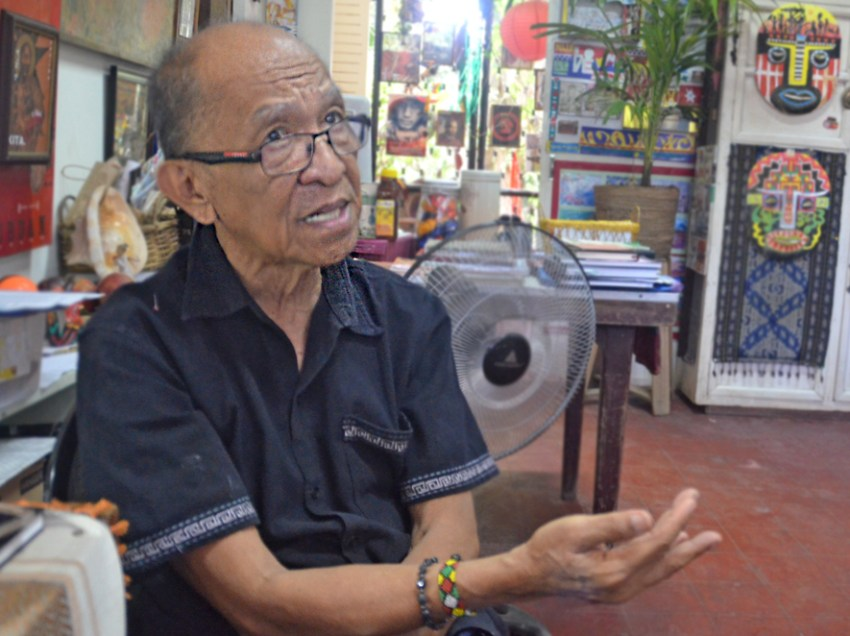 "'I did not vote for him. When he won, I was hoping things would change. I was disappointed."" – Datu Bago Awardee Karl Gaspar"