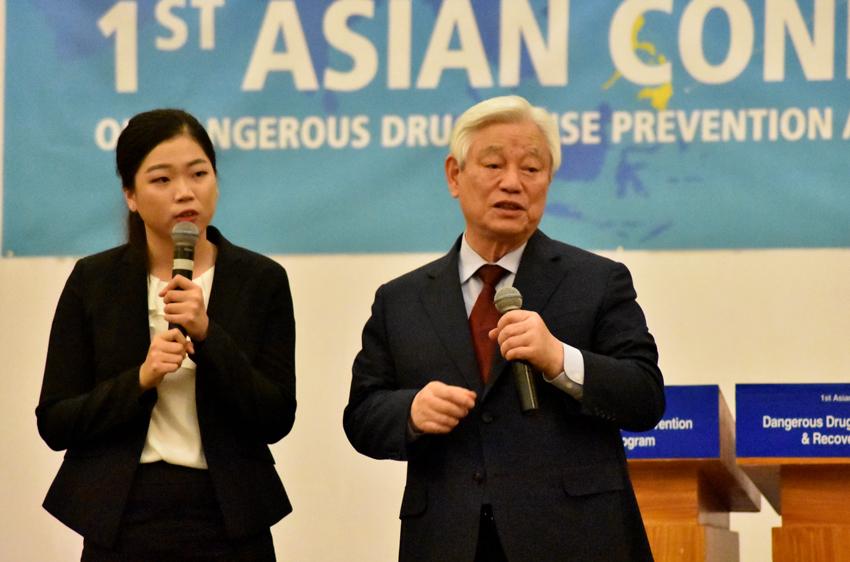 Asian confab introduces Mind Education' as anti-drug program