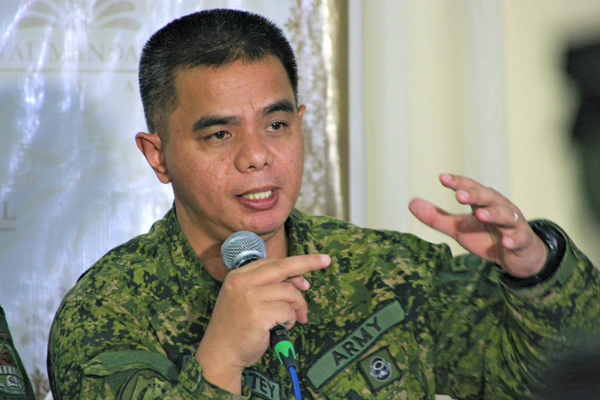 AFP plans biz protection oplan vs NPA offensives