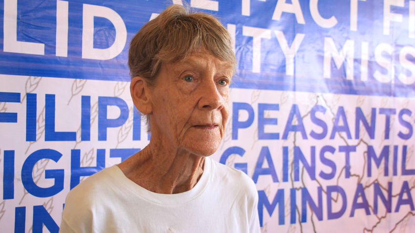 Activist nun to contest second BI deportation order