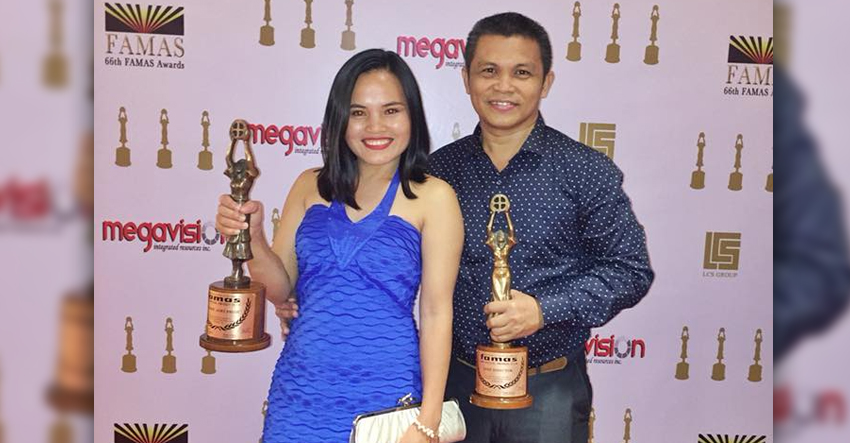 Director of Lumad film bags awards