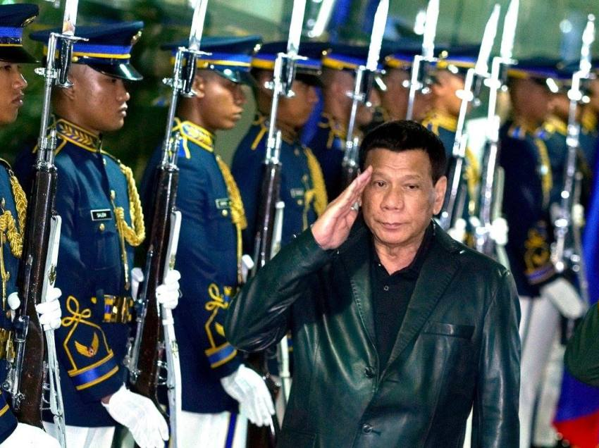 "Alarm raised over Duterte's ""radical changes"""