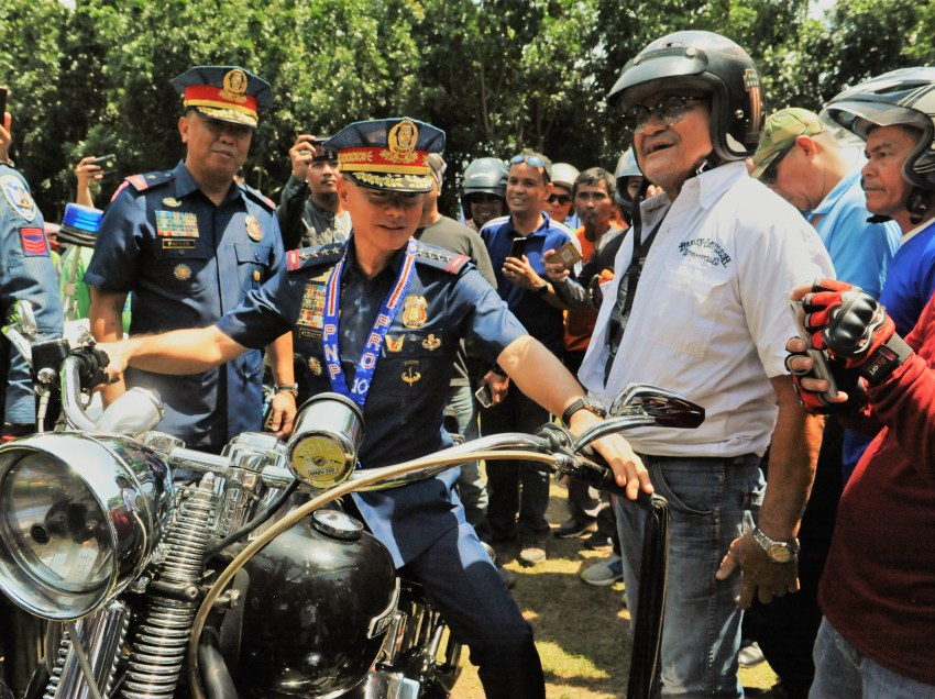 PNP chief: No 'quota' for cops on anti-drug war
