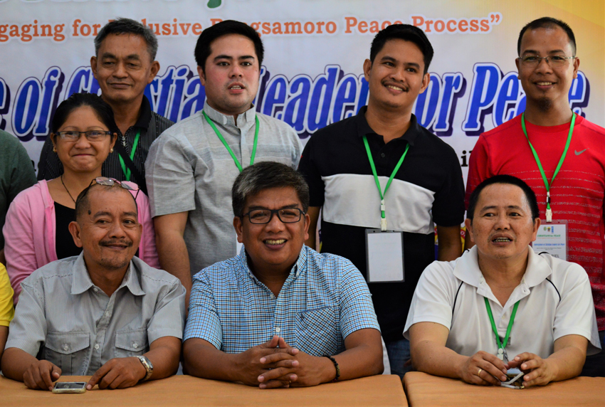'Christian minorities' in new Bangsamoro entity want inclusiveness in political process