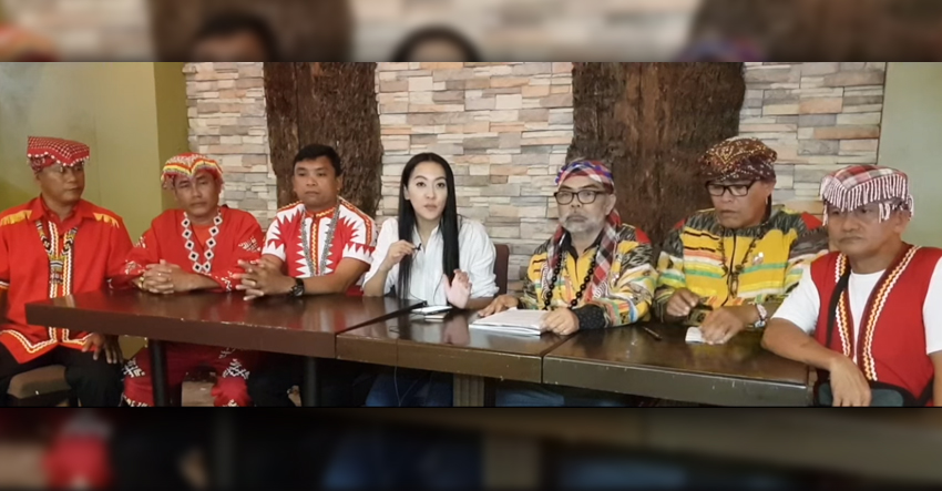Datu in Mocha Uson interview is leader of paramilitary group tagged in Lumad killings – IP group
