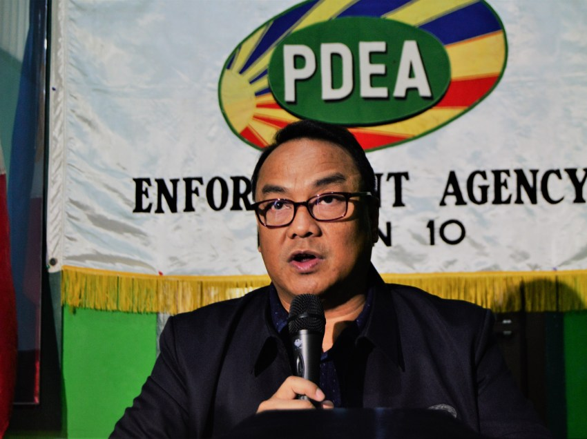 No 'whitewash' on probe of anti-narcotics agents says PDEA 10 chief