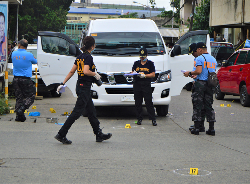 Police officer survives shooting in Cagayan de Oro