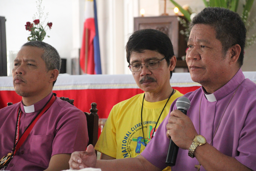 Church leaders air concern over Martial law extension in Mindanao