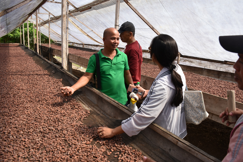 Davao region cacao industry players meet