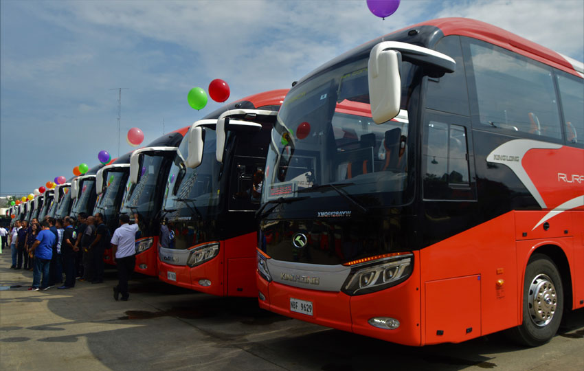 New high-tech buses from China arrive in CDO