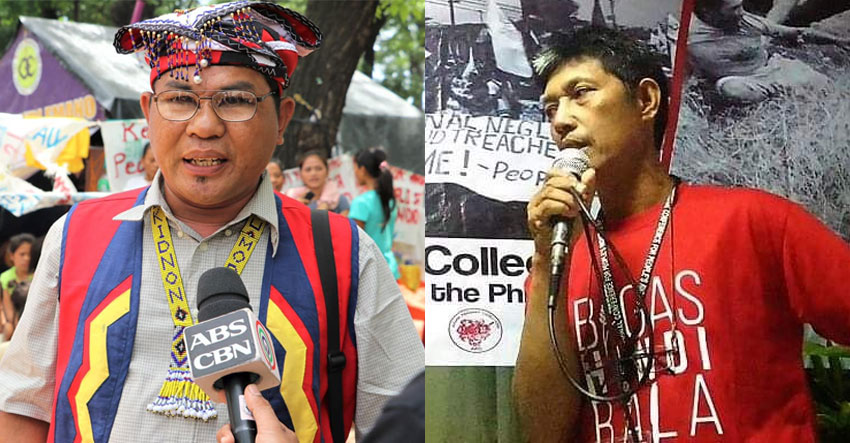 Groups air concern on missing tribal, lumad leaders