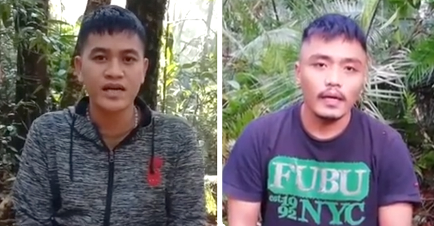 Soldiers held captive by NPA begs to Duterte: 'Suspend military operations'