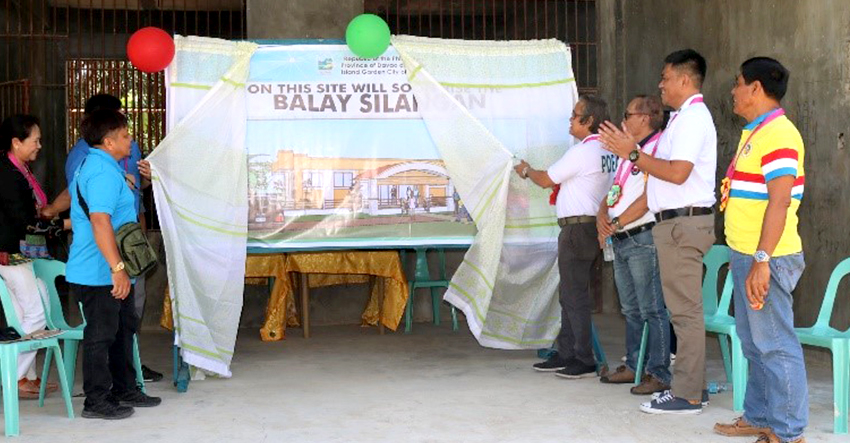 Drug reformation center opens in Samal Island