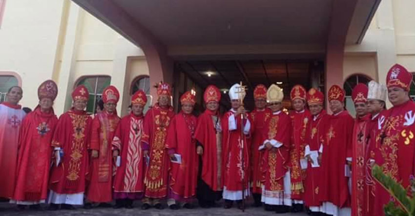 IFI Bishops to Duterte: 'We are not your enemy'