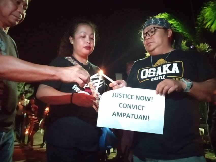 Families hope for conviction of suspects in Maguindanao massacre