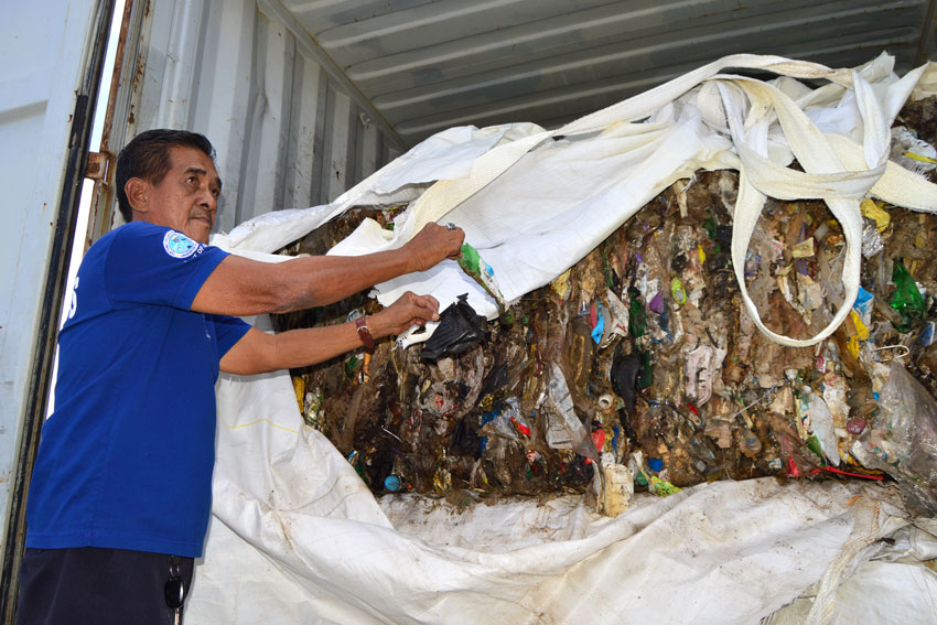 Envi group calls on government anew to ban imported wastes for good