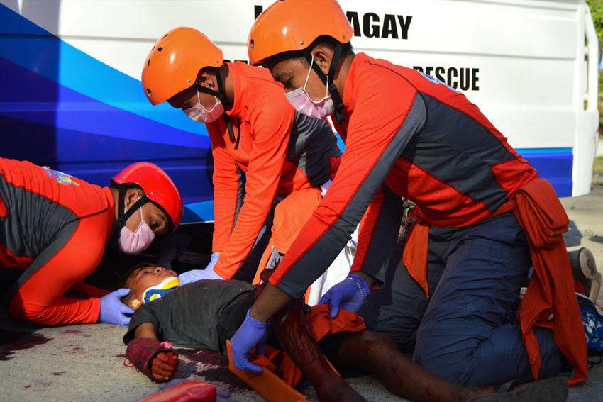 OCD-10 official urges LGUs to be equipped to deal with disasters