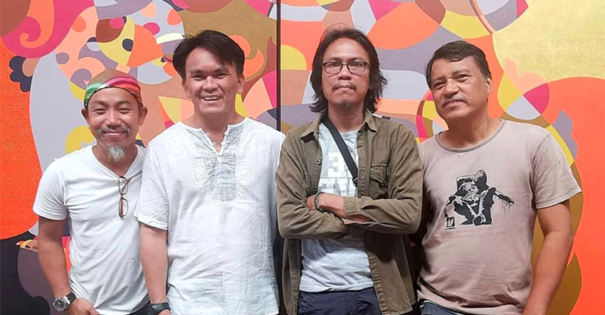 """Punla"": 4 Mindanao artists, new grounds in Manila"