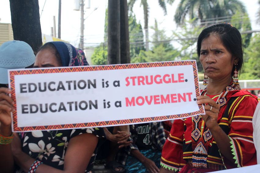 Mindanao Lumad struggle for empowerment through education (Part 4 of 4)