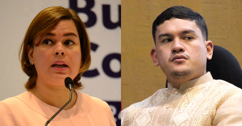 Duterte siblings support President's non-extension of martial rule in Mindanao