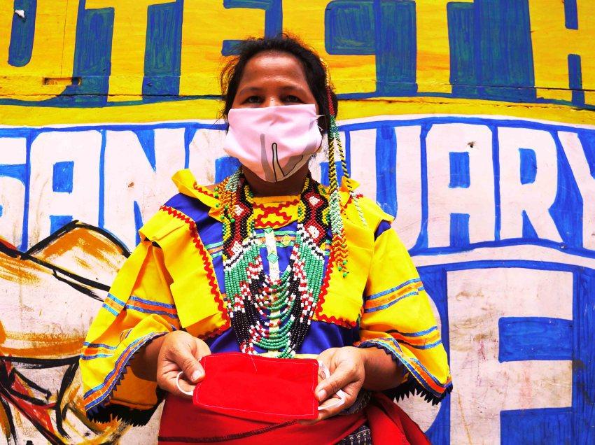 Lumads say reports of COVID-19 in Haran fake news