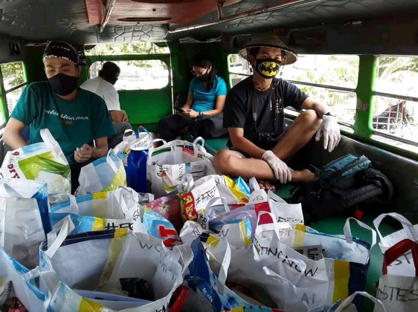 Former AnakPawis rep, volunteers detained amid relief drive