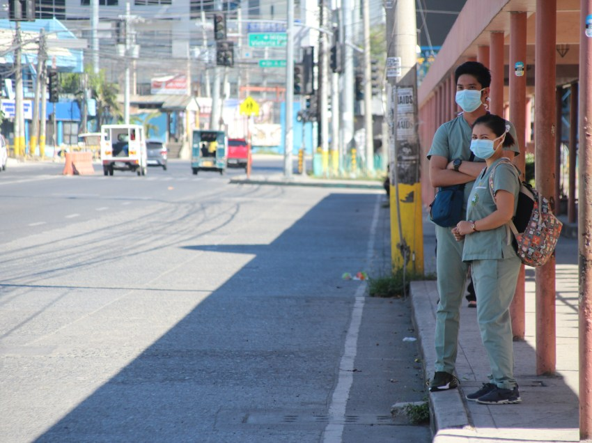 Three Davao hospitals readied in case of Covid-19 surge