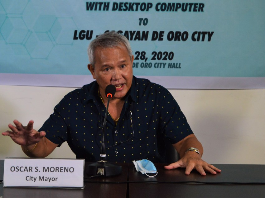 CDO mayor warns labs, firms for COVID-19 tests sans gov't consultation