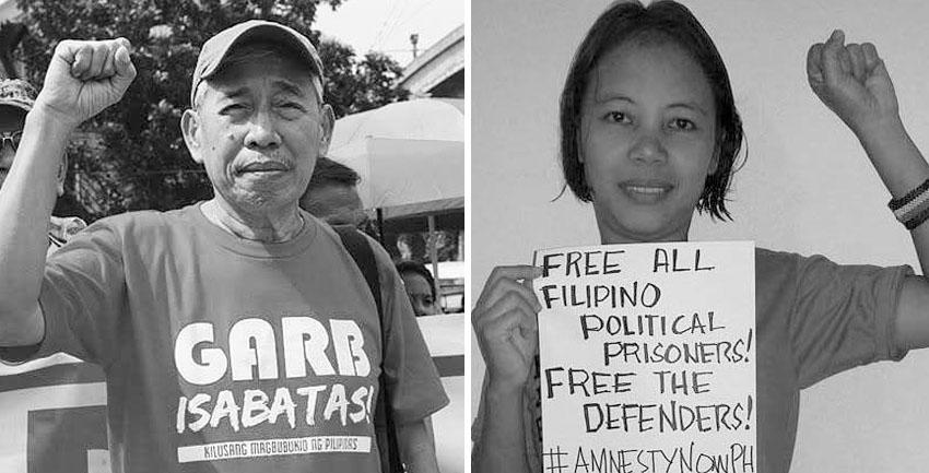 UN body seeks Independent probe on Echanis, Alvarez' murders