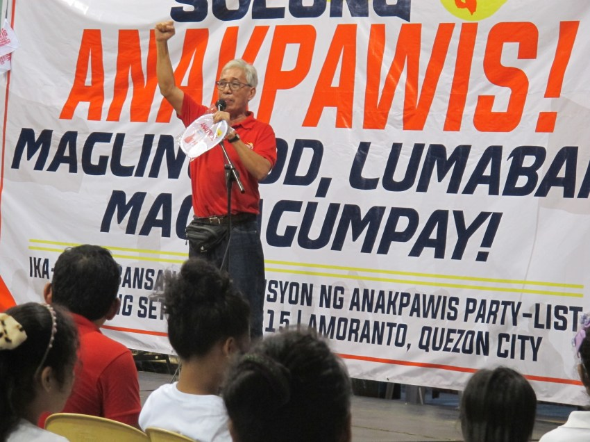 Cagayan de Oro bishop, peace group condemns murder of peace consultant Echanis