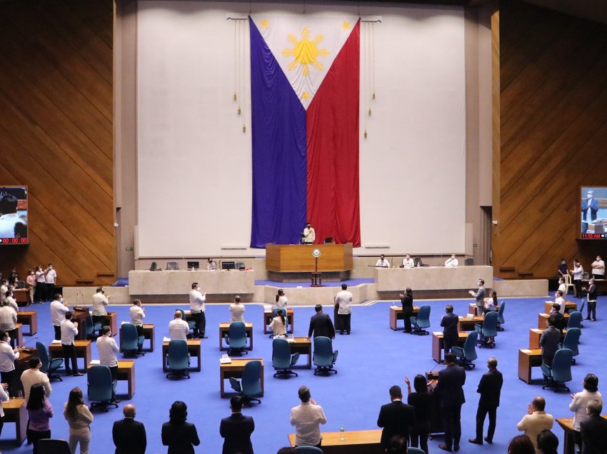 Congress approves trans-Mindanao highway on 2nd reading
