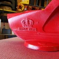 Wilton Shop King Vise Restoration - Part 1