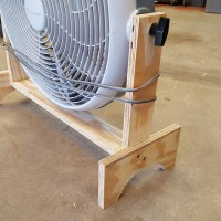Floor Fan Repair