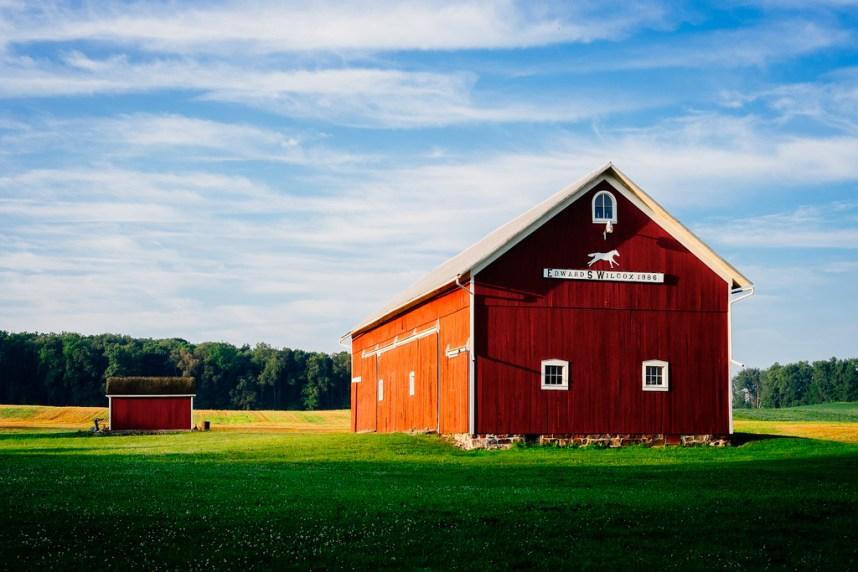 Wilcox Red Barn