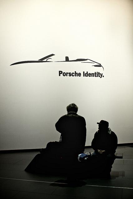 Porsche Identity