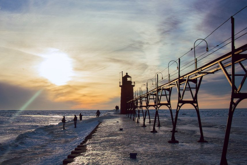 Watch Your Step - South Haven, MI