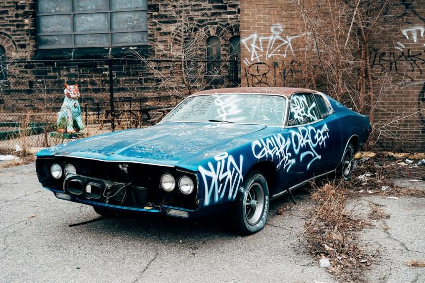 Motor City - Detroit, MI