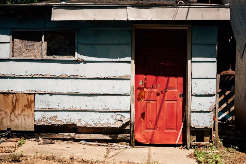 Red Devil Door