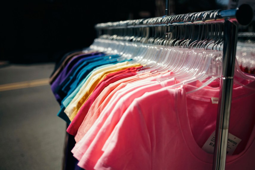 Shirts of Many Colors