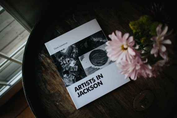 'Artists In Jackson,' the book