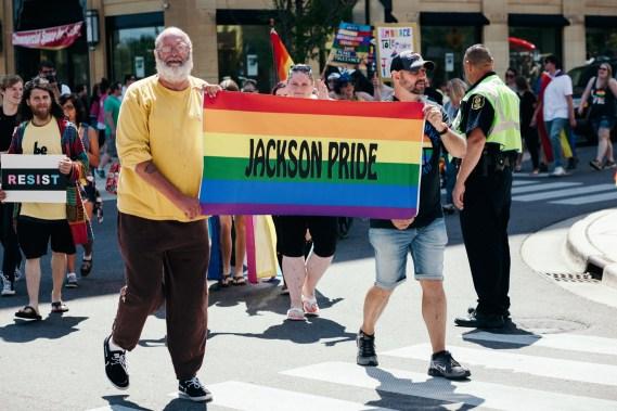 Jackson Pride