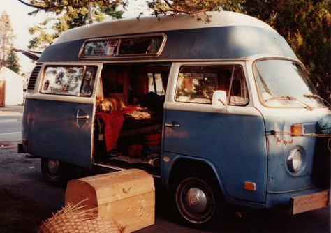 beloved vw bus